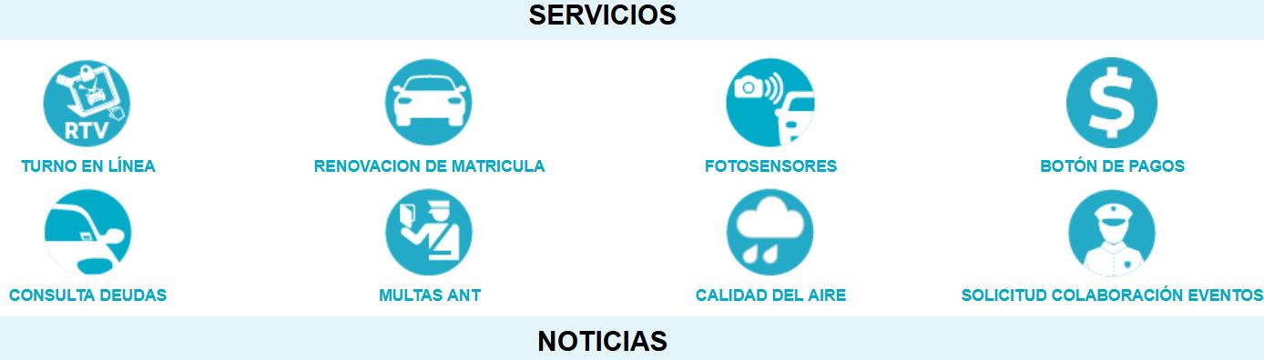 Consultar multas de tránsito EMOV Cuenca